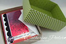 boxes & envelopes calculations / by Jane Lavender