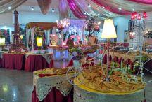 Berkah Catering - Wedding Catering at Flamboyan Resto