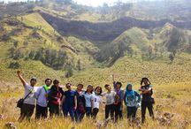 Menikmati Indonesia / Traveling indonesia