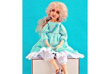 Подвижные куклы yalodolls