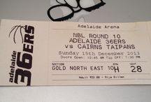 Fans Pins / Pins of fans who have been to a 36ers game