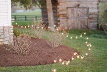 Beleuchtung Hochzeit Ideen