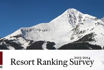 Ski Industry Surveys / Surveys from across the ski industry. Print to online publications.  / by Big Sky Resort