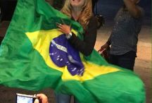 Lucero no Brasil