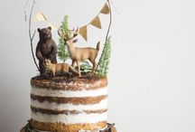 CAKES WITH ANIMALS
