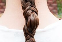 Braids! / Now that you have long hair with your tape in hair extensions you can create all sorts of braids! #hairextensions #braids