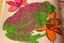 Coloring Odyssey Coloring Book