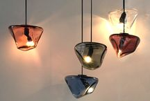 ACHICA X NEW DESIGN BRITAIN: Alison Smith / Alison Smith's work focuses on her passion for glass. Taking inspiration from its transparency and relationship with light, she creates a variety of highly aesthetic designs  / by ACHICA