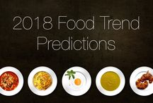 """Food & Wine Trend Articles / Want to know what they projected """"it items"""" are of the season or year?  Follow this board to find out what you can expect to pop up in stores and on your plate!"""