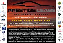 We Promote: Prestige Lease (West Yorkshire) / Personal/Business Car/Van Contract Hire Specialists  www.prestigelease-westyorkshire.co.uk