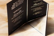 Fashion Week Invites / by Florine Duif