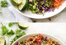 Gourmet / Eat healthy