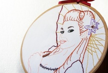 Embroidery / by Jo S