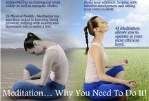 Meditation Benefits / Mindfulness