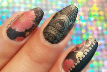 StyleThoseNails-Water Decal Nailart