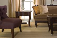 FLOOR: Carpet / Carpet is soft comfortable and classic. It comes in so many colors and styles that there's sure to be one that's perfect for you.