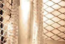 Collier en perles de verre soufflé / collection Spring-summer 2015