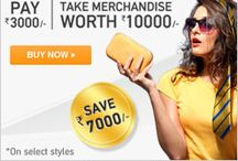 myntra discount coupons / The present atmosphere is not conducive for economically viable shopping but Myntra coupons make it possible for you with sumptuous discounts