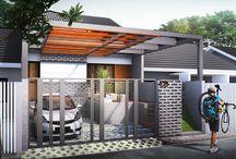 PM-House / Programmatic : Housing Location : Bandung, Indonesia   gubah ruang #gubahruang  www.gubahruang.com