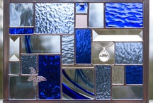 stained glass / by Jocelyne Ratte