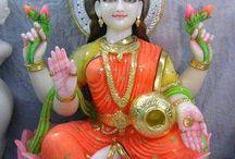 Lakshmi Murti (marble)