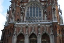 See Jane Explore beautiful churches / by See Jane Explore