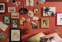 Wall ideas / Colour for all the small things