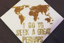 Grad Caps / B.S. Maybe.. / by Sydney查