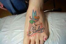 Tattoos  / by Afton Dora-Mulvihill