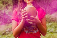 t r o p I c a l. o h a n a* / Tropics- adjective   palm trees, pineapples, surfers, coconuts / by Allegra