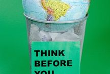 Think Before You Trash It / RecycleReduceReuse