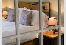 Rooms / Images of our 6 bed & breakfast rooms.