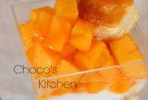 柿(かき) レシピ / 柿には栄養が豊富に含まれており、「柿が赤くなれば、医者が青くなる」と言われるほど栄養価が高く健康食品として非常に優れていると言われています。