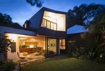 Casas Aisladas / Viviendas unifamiliares construidas sin estar en contacto con casas vecinas.