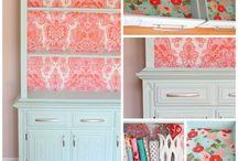 реставрация-самоделка  мебели