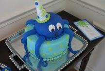 Boone's 1st birthday! / by Nikki Ward