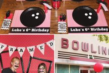 bowling / bowling party planning  / by Stacy Booker