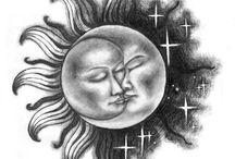 moon e sun