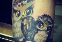 Owl Tats