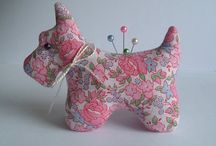 Scottie Dog Crafts / Crafts inspired by Scottish Terriers