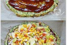 piza de abobrinha