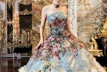 빈티지, 레이스 드레스