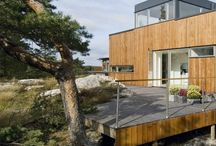 nordisk arkitektur / kunst & håndtverk