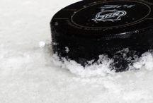 I love hockey!  / by Laura Allison
