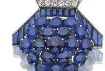 Jeweled Dress Clips