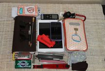 What's in your bag? / Just for fun!