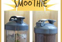 Jus/smoothie