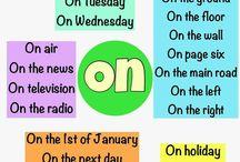 prepositions ruls