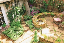 Design:  Outdoor Spaces / by Mrs. Greene