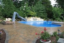 Pool Patios Stone, Brick and Pavers